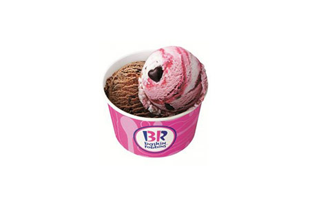 ふるさと納税・サーティワンアイスクリーム商品券・2018年・静岡県小山町