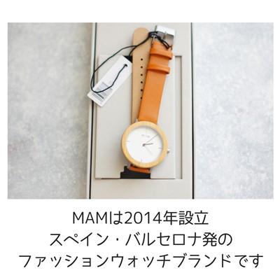 MAMマムオリジナルの時計の口コミ評判まとめ!付けてみて感想と店舗情報